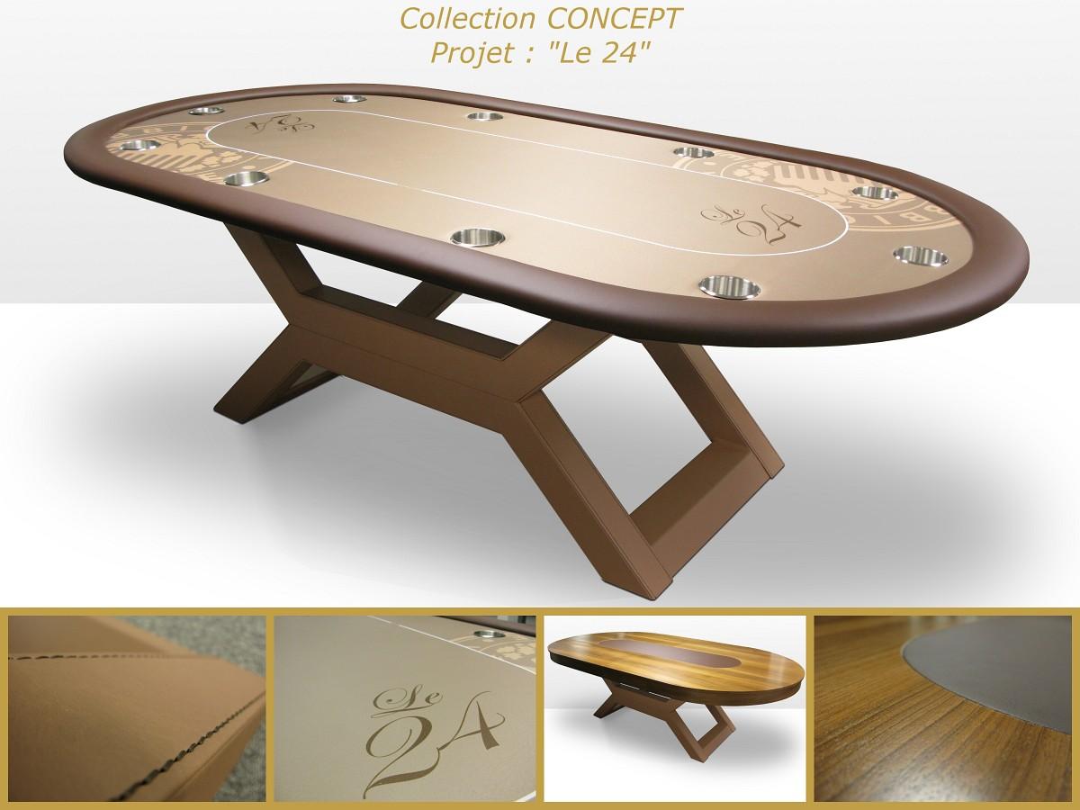 table de poker jarque ou haut de gamme poker chips. Black Bedroom Furniture Sets. Home Design Ideas